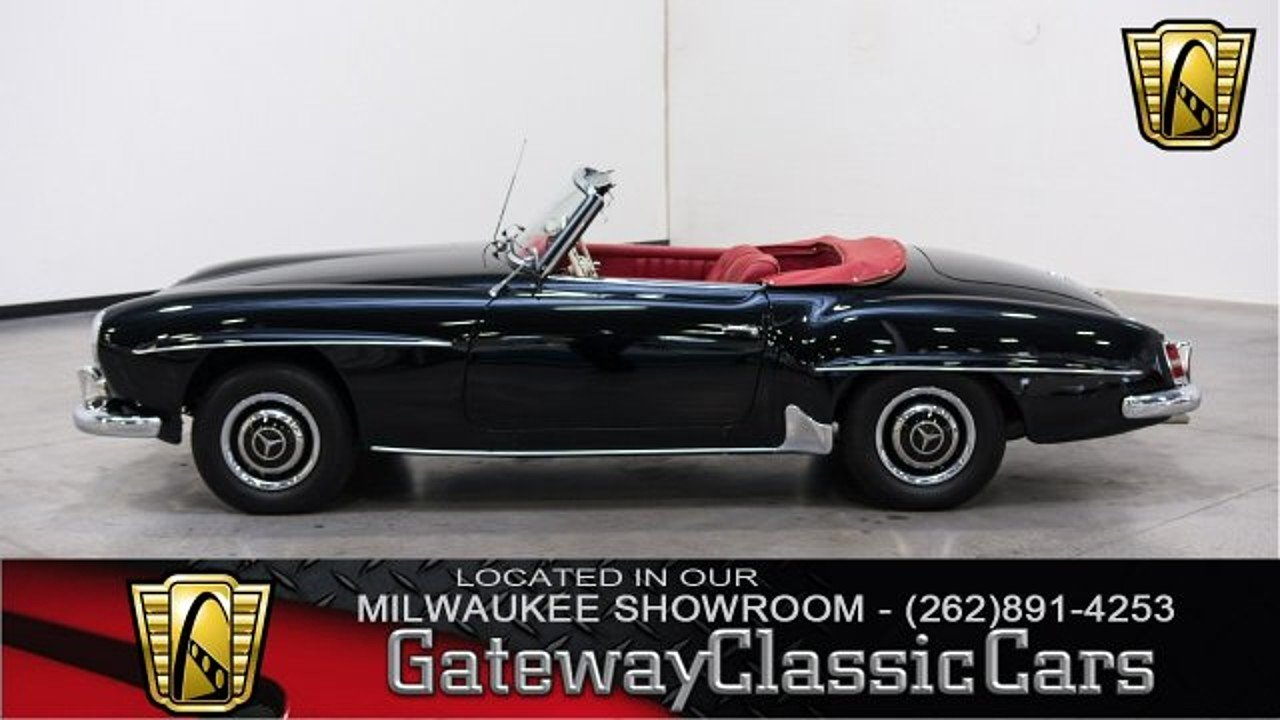 1957 Mercedes-Benz 190SL for sale 100861020