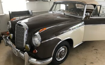1957 Mercedes-Benz 220 for sale 100875626