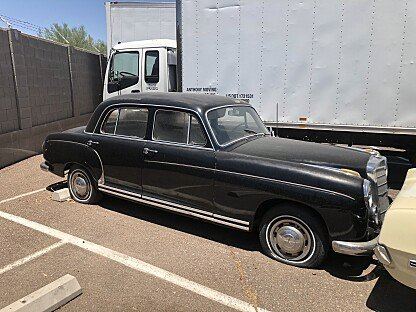 1957 Mercedes-Benz 220S for sale 101034013