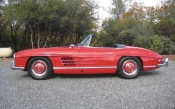 1957 Mercedes-Benz 300SL for sale 100020779