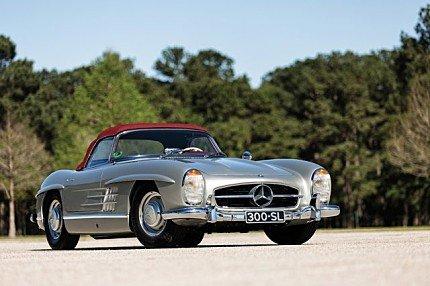 1957 Mercedes-Benz 300SL for sale 100857077