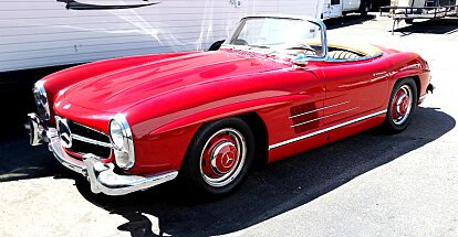 1957 Mercedes-Benz 300SL for sale 100743015