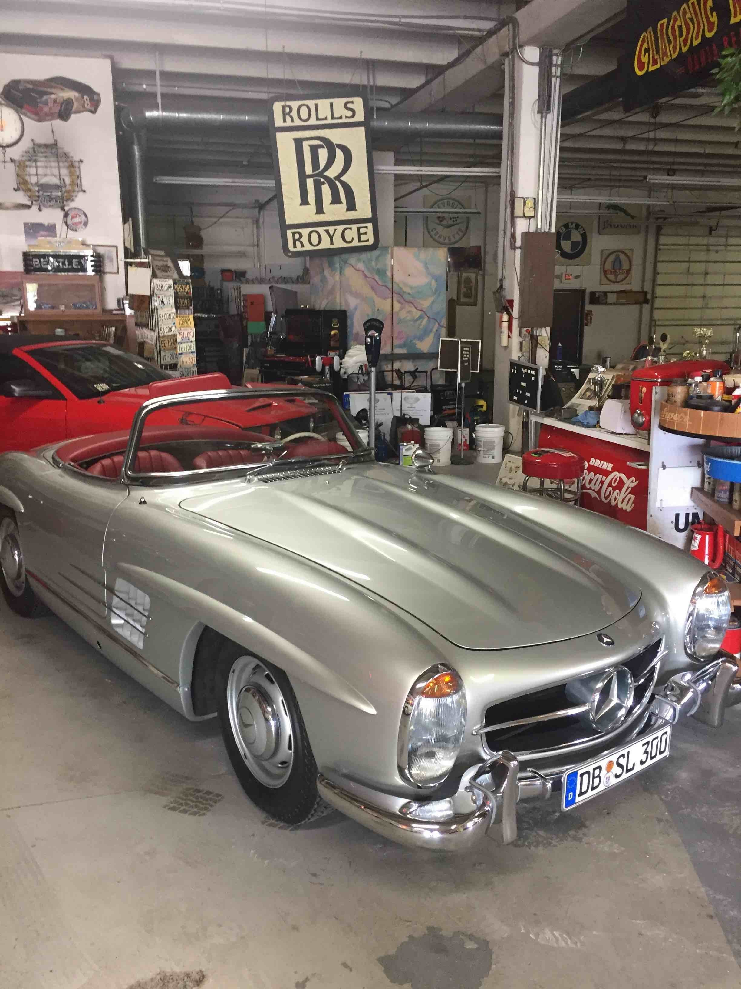 300sl mercedes for sale