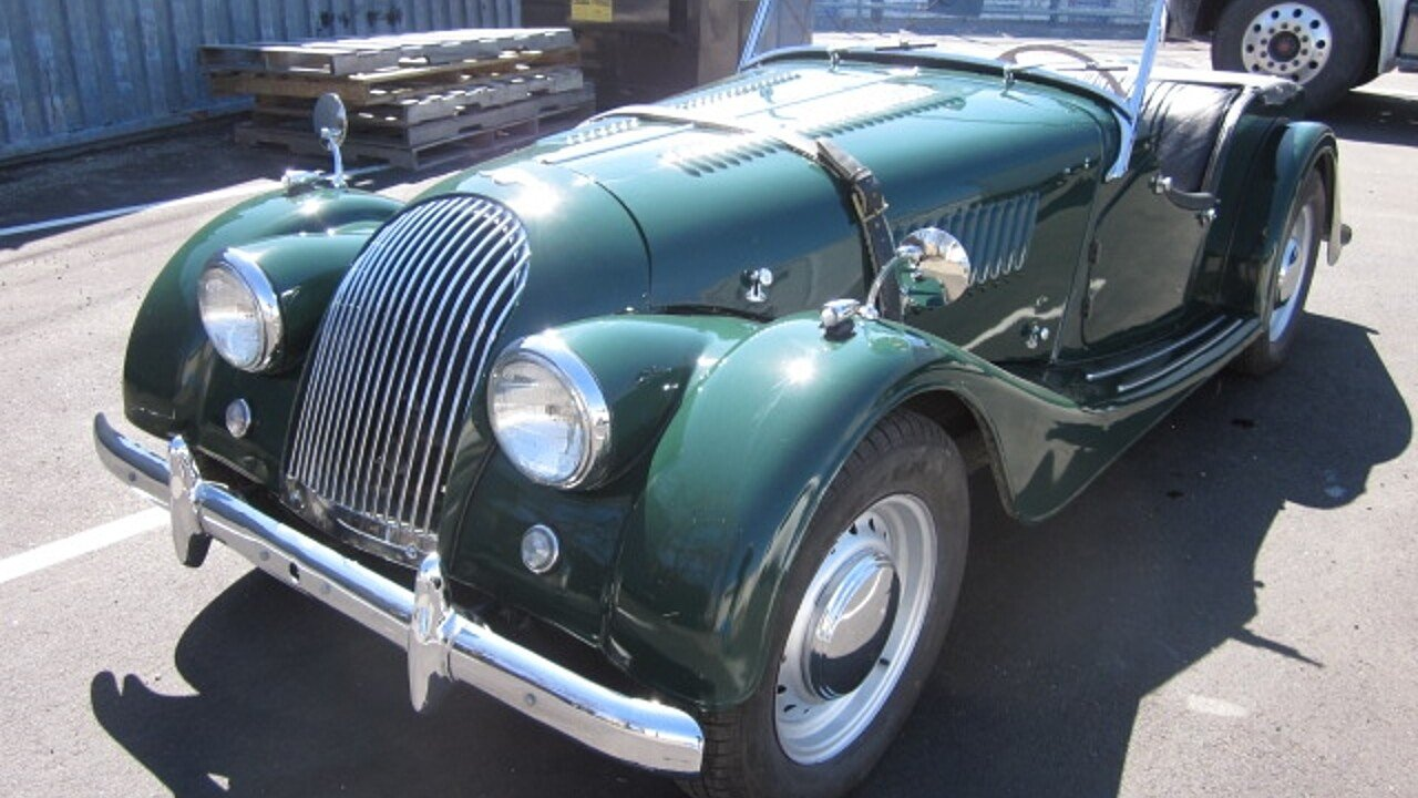 1957 Morgan Plus 4 for sale near Stratford, Connecticut 06615 ...