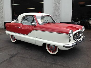 1957 Nash Metropolitan for sale 100754919