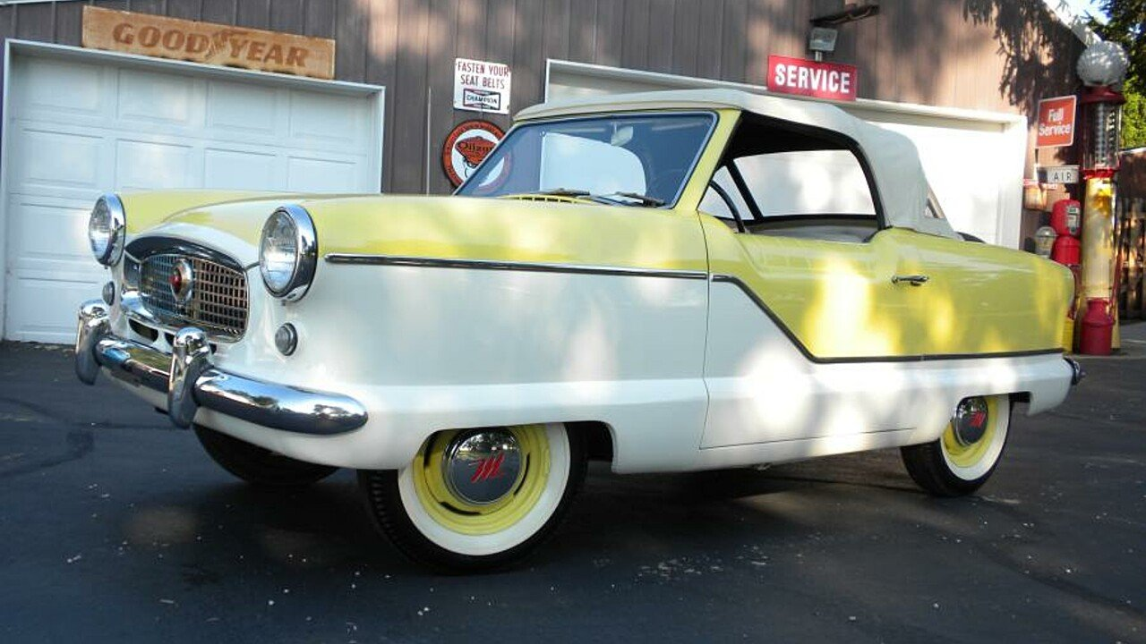 1957 Nash Metropolitan for sale 100766241