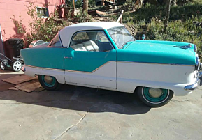 1957 Nash Metropolitan for sale 101042541
