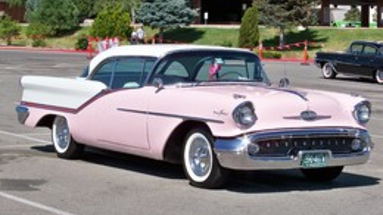 1957 Oldsmobile Starfire for sale 100798948