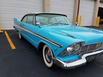 1957 Plymouth Belvedere for sale 100943014
