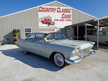 1957 Plymouth Savoy for sale 101026349