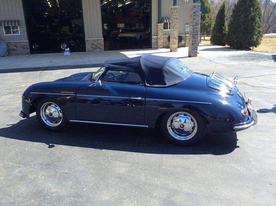 1957 Porsche 356 Replica For Sale Near Skokie Illinois