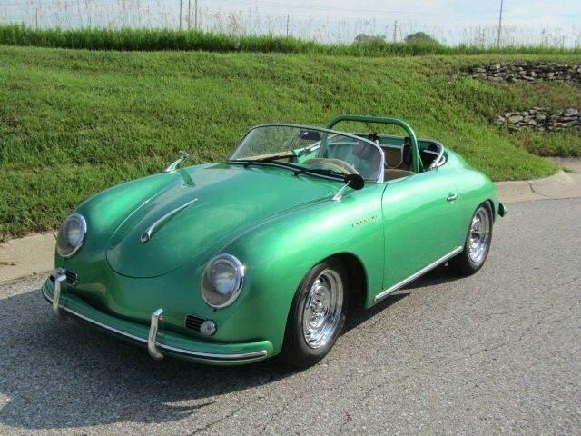 Awesome 1957 Porsche 356