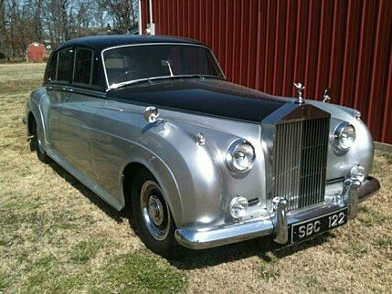 1957 Rolls-Royce Silver Cloud for sale 100832980