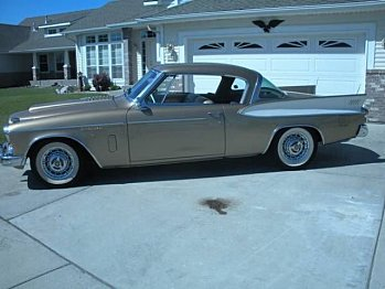 1957 Studebaker Golden Hawk for sale 100874681