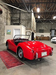 1957 Triumph TR3 for sale 101047585