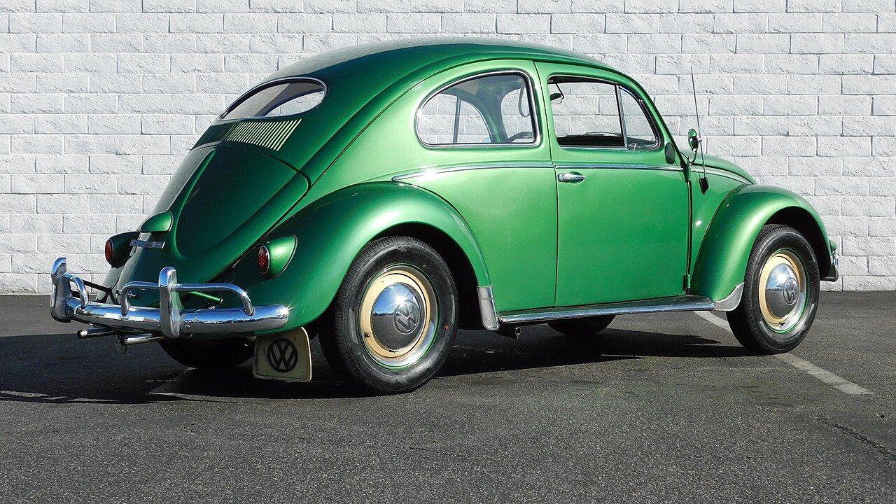 1957 volkswagen beetle for sale 100837534