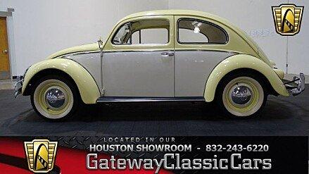 1957 Volkswagen Beetle for sale 100921763
