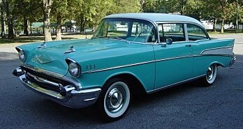 1957 chevrolet Bel Air for sale 101031933