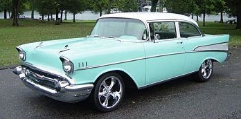 1957 chevrolet Bel Air for sale 101037470