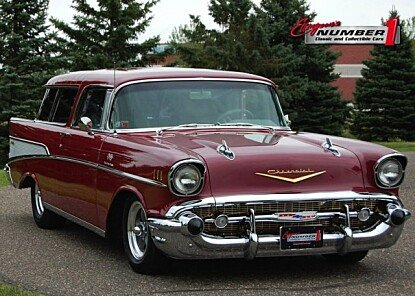 1957 chevrolet Nomad for sale 101014061