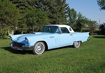 1957 ford Thunderbird for sale 100885879