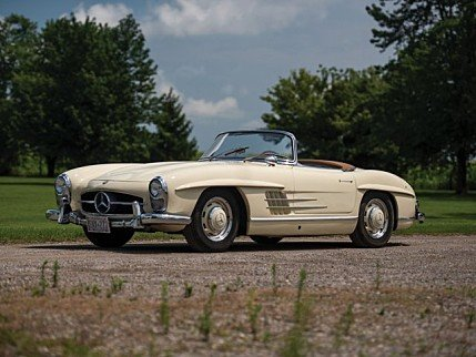 1957 mercedes-benz 300SL for sale 101017943