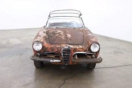 1958 Alfa Romeo Giulietta for sale 100815578