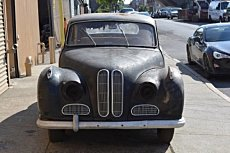 1958 BMW 501 for sale 100020778
