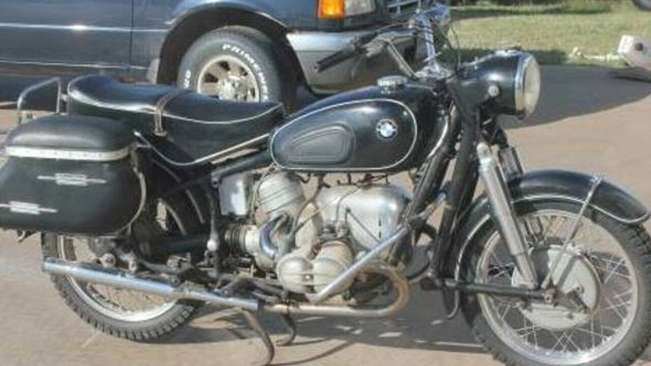 1958 BMW R69 for sale 200402263