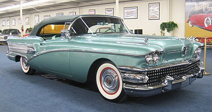 1958 Buick Century for sale 100743682