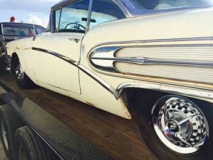 1958 Buick Century for sale 100833439