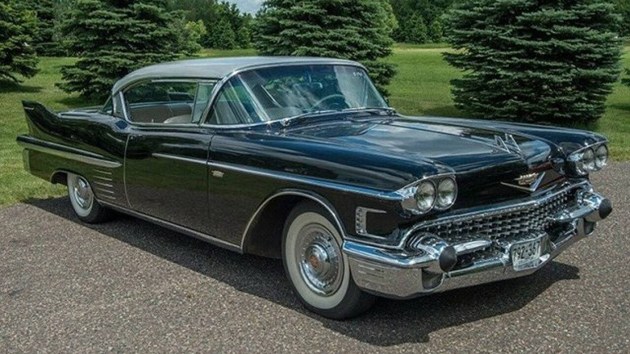1958 Cadillac De Ville for sale 100889296