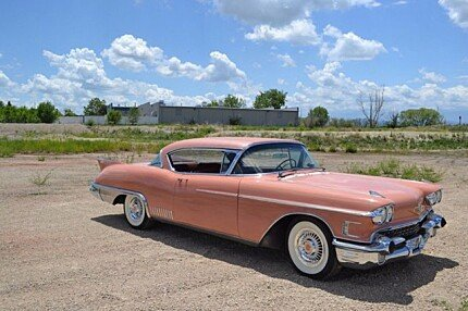 1958 Cadillac Eldorado for sale 100880293