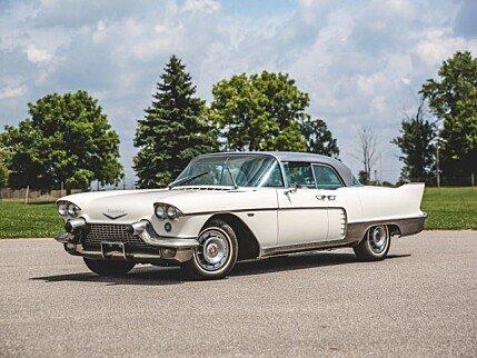 1958 Cadillac Eldorado for sale 101017748