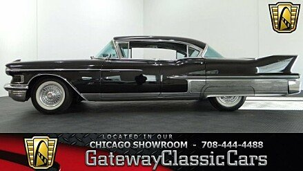 1958 Cadillac Fleetwood for sale 100739198