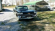 1958 Cadillac Fleetwood for sale 100824304