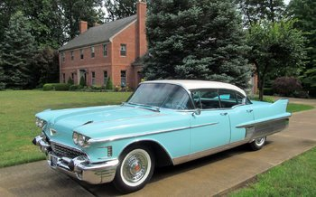 1958 Cadillac Fleetwood for sale 100886410