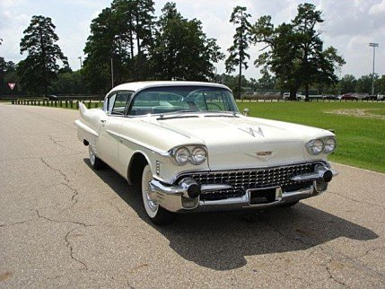 1958 Cadillac Series 62 for sale 100824480
