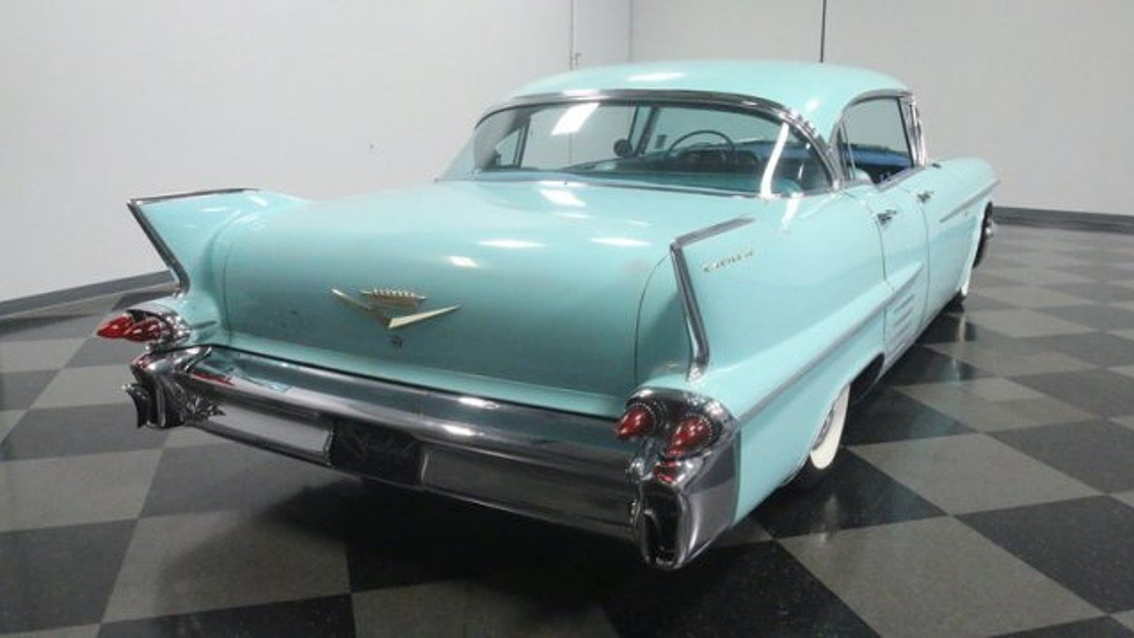 1958 Cadillac Series 62 For Sale Near Lithia Springs Georgia 30122 50s V8 Engine 101035690