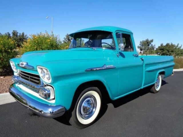 1958 chevy pick up