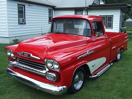 1958 Chevrolet 3100 for sale 100895463