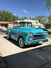 1958 Chevrolet 3100 for sale 100925702
