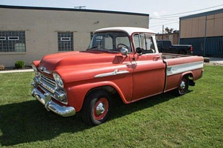 1958 Chevrolet 3100 for sale 100944262