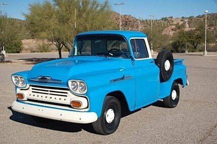 1958 Chevrolet Apache for sale 100800879