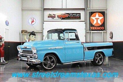 1958 Chevrolet Apache for sale 100835504
