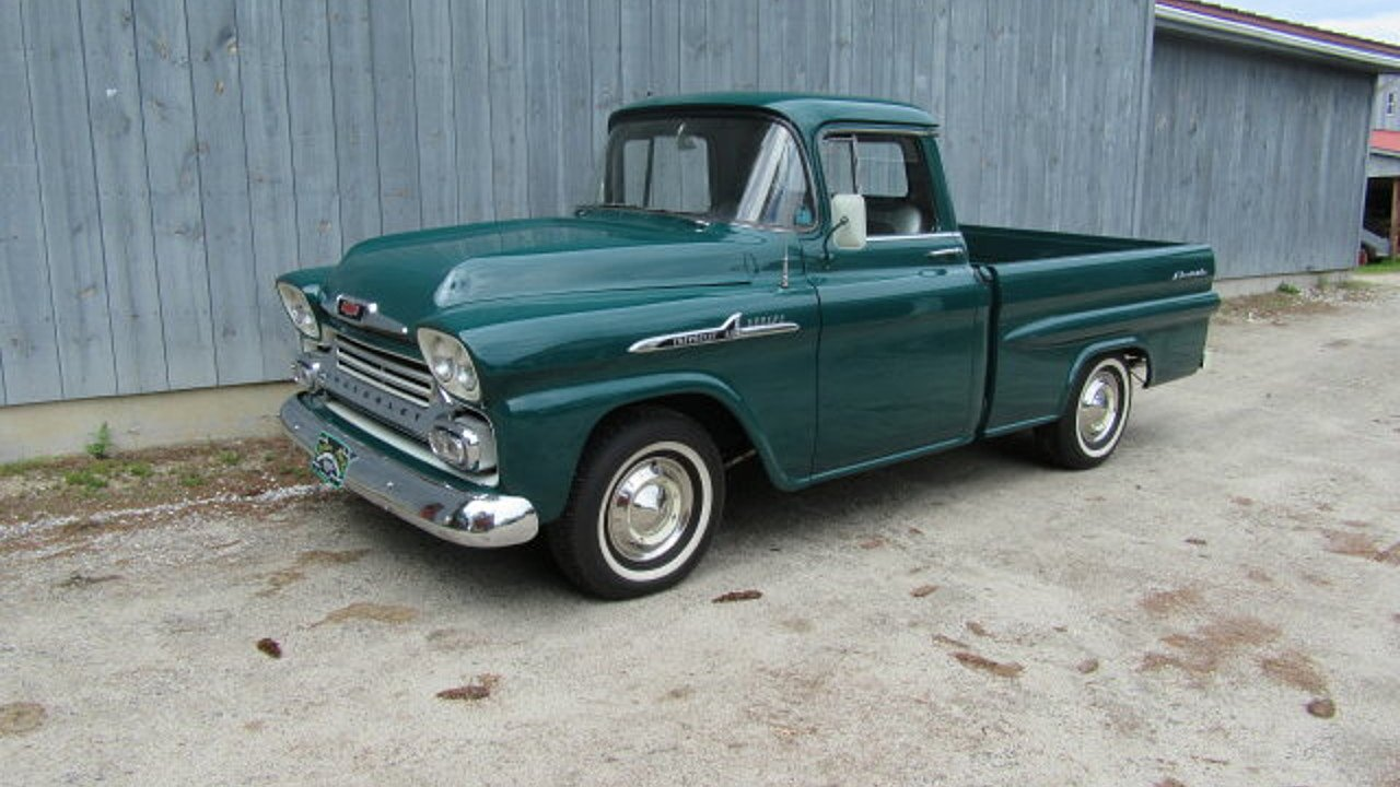 1958 Chevrolet Apache for sale 100876455