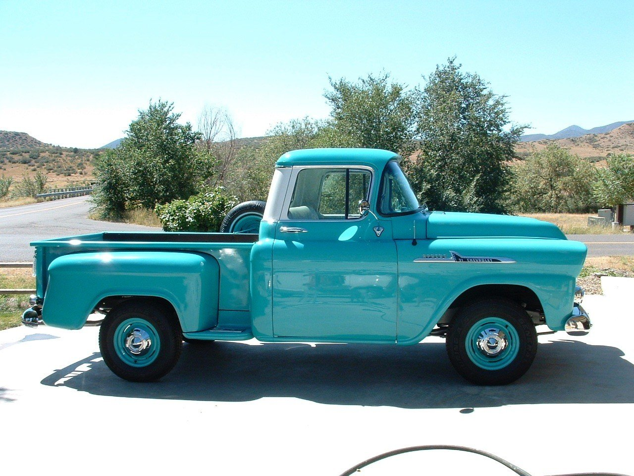 1958 Chevrolet Apache for sale near Buckeye Arizona