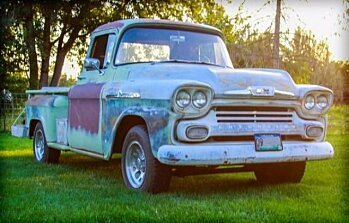 1958 Chevrolet Apache for sale 100906812