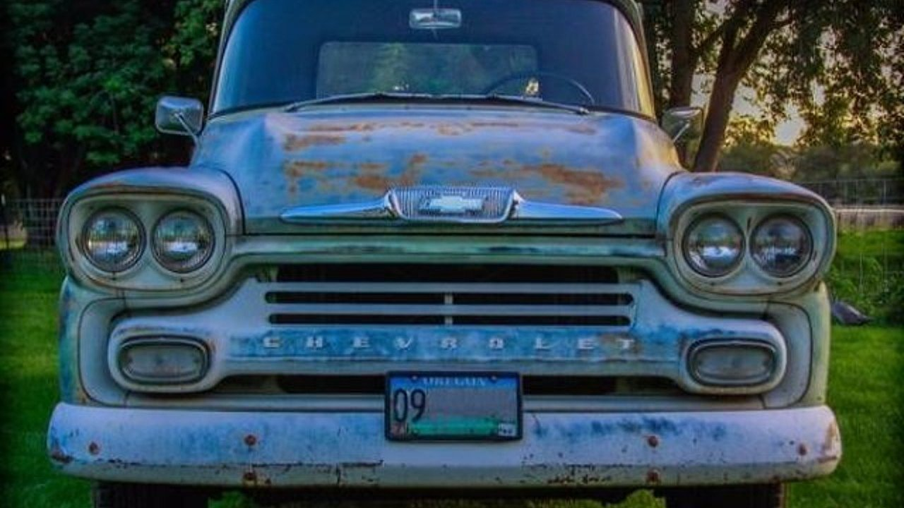1958 Chevrolet Apache for sale near Cadillac, Michigan 49601 ...