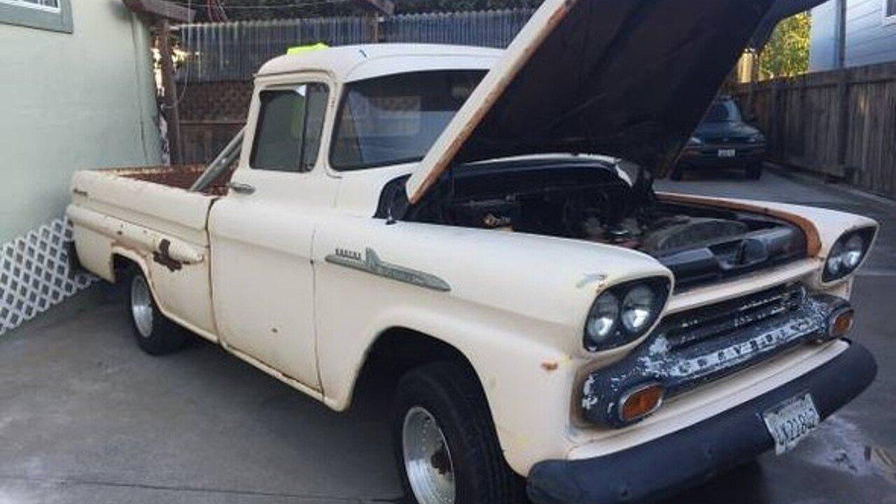 1958 Chevrolet Apache for sale near LAS VEGAS, Nevada 89119 ...